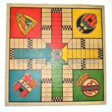 Parchis Board Game Spain 1960s