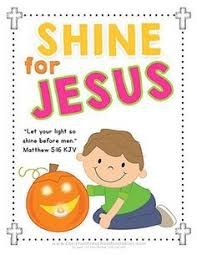 Pumpkin Patch Parable Craft by Halloween Bible Printables For Outreach Ministry Shine For Jesus