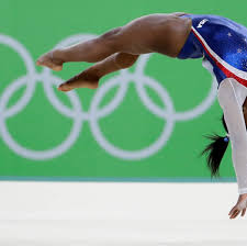 Simone Biles Floor Routine Score by Simone Biles Super For Olympic Gold