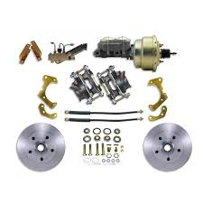 1965-1968 Chevy Impala / Belair Complete Front Disc Brake Conversion ... 31966 Gmc Chevy Truck Disc Brake Kit 6lug Stock Height 2wd 9 Amazoncom Yukon Ypdbc01 11 Cversion Rear For Scott Drake Dbc64666 4lug 6cyl 196566 1012bolt 471955 Chevrolet 3100 Trucks Wilwood Brakes Master Power Db2530m Mustang Manual Front Pro Performance 8898 Obs Ck Chevy Big Youtube Mcgaughys C10 197172 455 Drop 6 Lug Baer Ss4 Plus Swap Your Drum With Budget Gm Hot Rod Network 591964 Impala Installed On 1949