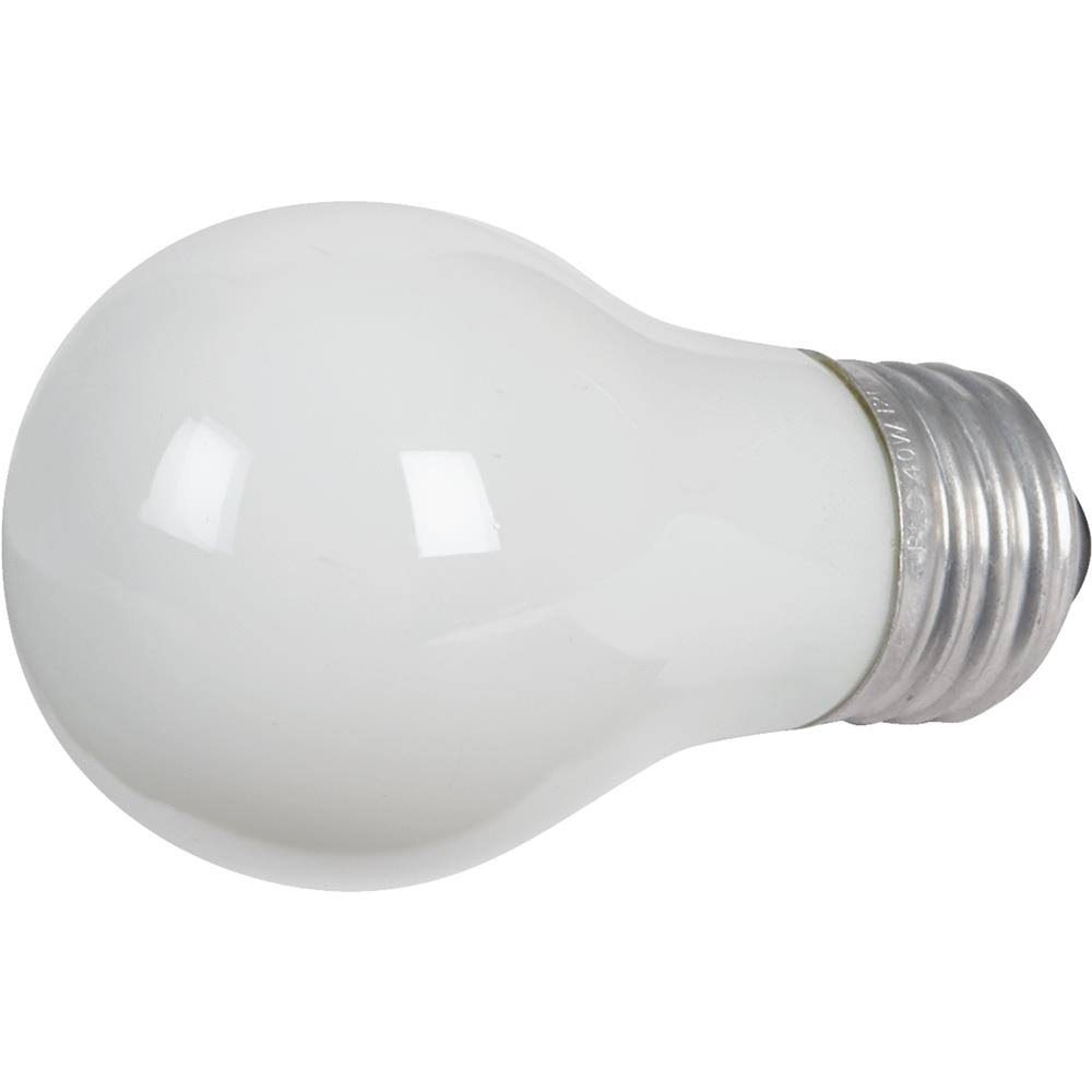 Philips Lighting A15 Fan Bulb - White, 40w
