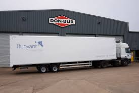 Box Van Trailers
