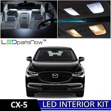 100 Led Interior Lights For Trucks Great 2018 Mazda CX5 CX5 LED Accessories