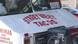 100 Food Truck Permit For Latenight Taco Truck Upsets Neighbors In San Franciscos Cow Hollow