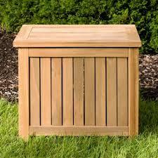 Suncast Db12000 Deck Box 127 Gallon by Outdoor Storage Bins Ana White Outdoor Storage Box Diy Projects