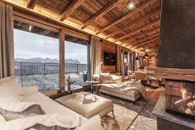 hahnenkamm lodge luxus pur auf 1 645m wohn design