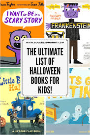 Halloween Picture Books by The Ultimate List Of Halloween Books For Kids Book Nerd Mommy