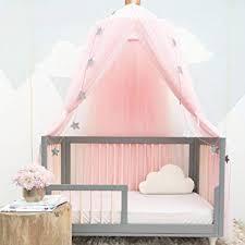 baby betthimmel deko baldachin mückennetz moskitonetz für