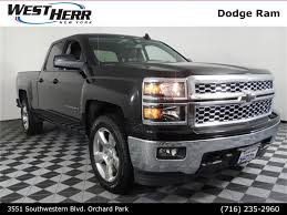 100 West Herr Used Trucks 2015 Chevrolet Silverado 1500 LT Truck 29048 22 14127 Automatic