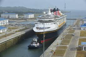 Cruise Ship Sinking 2007 first cruise ship through expanded panama canal u2013 gcaptain
