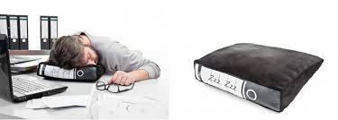 fice Power Nap Pillow
