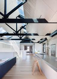100 Warehouse In Melbourne Andrew Simpson Converts Warehouse Into Home