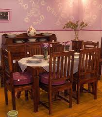 Pink Dining Room Chairs Pedestal Kitchen Table Set Beautiful Furniture