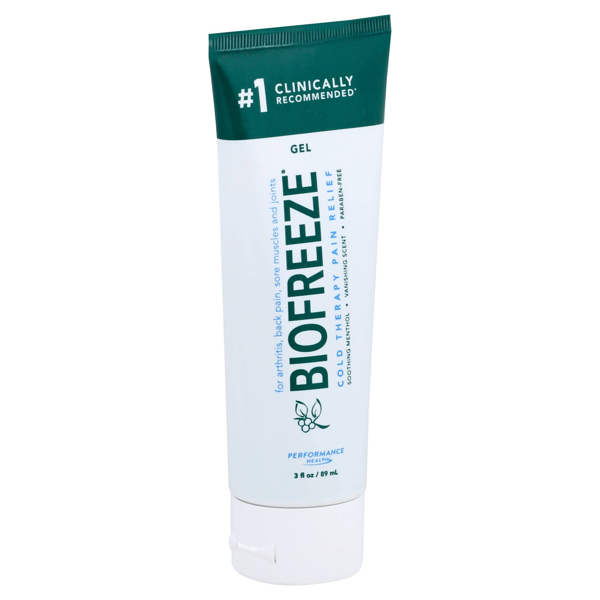 Biofreeze Cold Therapy Pain Relief Gel - 3oz
