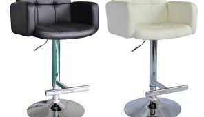 Black Leather Bar Stools by Bar Black Leather Bar Stools With Back Beautiful Commercial Bar