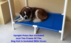 Heavy Duty Extra Dog Bed 1 1 2 PVC Pipe 1 &
