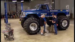 100 Powerblock Trucks The Original BigFoot Engine Build Part 1 Engine Power Season 2 Episode 4