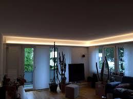 wohnzimmer deckenbeleuchtung modern caseconrad