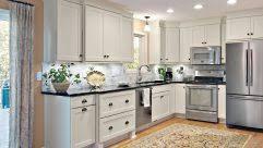 Standard Kitchen Overhead Cabinet Depth by Standard Kitchen Upper Cabinet Height Standard Counter Height