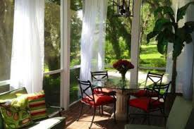 Screened In Porch Decorating Ideas by 39 Porch Decorating Ideas Curtains Outdoor Curtains Porch