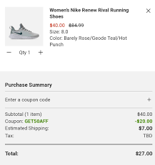 50% Off Puma, Nike, And More! Finishline 5 Best Coupon Websites This Clever Trick Can Save You Money On Asics Wikibuy Nike Snkrs App Nikecom Cyber Week 2019 Store Sales Sale Info For Macys Target 50 Off Puma And More Fishline Nfl Store Uk Code Rldm 20 Off Discount Codes January 20 Nikestore Australia Oneidacom Coupon Code Promo Ilovebargain Yono Sbi Promo Trump Tional Golf Student