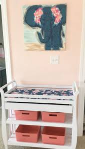 Coral And Mint Crib Bedding by Best 25 Coral Navy Nursery Ideas On Pinterest Navy Baby Rooms