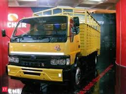 100 Mahindra Trucks Eicher Eicher Launches Light And Medium Duty Trucks In Ahmedabad