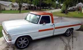 Restored 1971 Ford Truck For Sale. Arlington Texas Longhorns - YouTube 1971 Ford Truck Preliminary Shop Service Manual Original Bronco F Buy A Classic Rookie Garage F250 Heater Control Valve The Fordificationcom Forums File1971 F100 Sport Custom Pickup 209619880jpg Ranchero By Vertualissimo Awesome Rides Pinterest Mustang Shelby Mach 1 Tribute 2 Door 350 Wiring Diagram Simple Electronic Circuits It May Not Be Red But This Is A Fire Hot Rod 390 V8 C6 Trans 90k Miles Clean Proves That White Isnt Always Boring Fordtruckscom