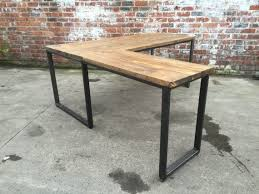 Amazing Industrial Office Desk Home With None Beeyoutifullife Intended For