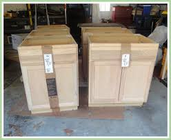 Unfinished Base Cabinets Home Depot by How To Paint Unfinished Cabinets Centerfordemocracy Org