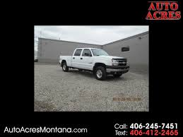 Used 2006 Chevrolet Silverado 2500HD For Sale In Billings, MT 59101 ... Bozeman Mt Used Trucks For Sale Less Than 5000 Dollars Autocom Fuel Lube In Montana For On Mt Brydges Ford Dealership New Cars Find In Bloomfield Pre Owned 2017 Nissan Frontier Sv Butte Pickup You Cant Buy Canada Lvo Trucks For Sale In Hollynj And Suvs Joy Pa Mhattan Chevrolet Silverado 3500hd Vehicles Lifted Ray Price Pocono Car Specials Toyota Dealer Columbus Oh And Orange Ram Sale Getautocom