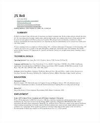 Writer Resume Template Technical 6 Free Word Documents Senior Sample