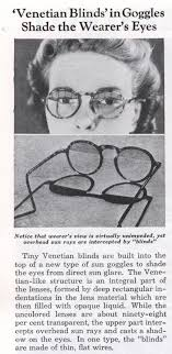 think shutter shades are from the 80s they re actually as old as