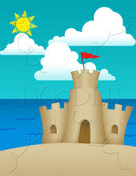 Scenery Clipart Castle 7