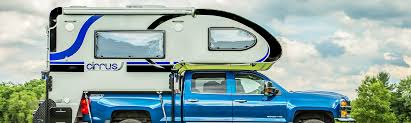 Cirrus Truck Campers Are Different - NuCamp RV