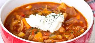 ukrainischer borschtsch nach dem rezept meiner babuschka der suppentipp für den herbst