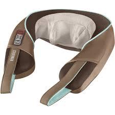 Massage Chair Pad Homedics by Homedics Therapist Select Shiatsu Massaging Cushion With Heat