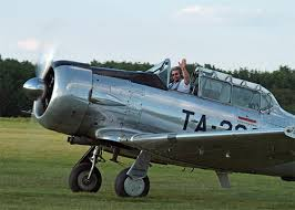 Bill Leff and T 6 Texan returning to NAS Oceana Air Show