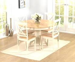 Cream Dining Table Trendy Set 4 Kitchen For Small Seats Fancy And Chairs Tables Oak 6 Leather
