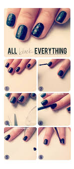 Best Easy Nail Art Tutorials For Beginner Photo In Design Beginners Step By