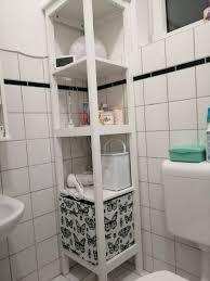 badezimmerregal hemnes ikea weiß