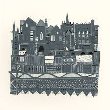 100 Edinburgh Architecture Blue Buildings Red Door Gallery