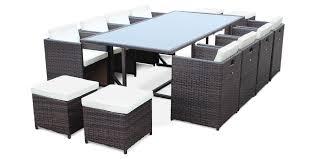 canap de jardin en r sine salon de jardin resine chaise et table de jardin maison boncolac