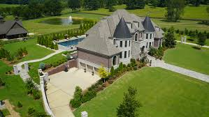 $5 9 Million Newly Listed 13 000 Square Foot Mansion In Franklin