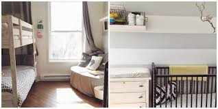 Low To The Ground Bunk Beds by Our Nest In The City Three To A Room Update And Bunks