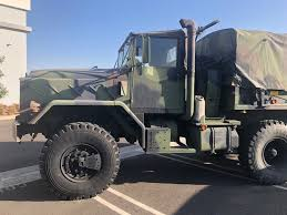 100 Army 5 Ton Truck 1989 Used BMY M931A2 6x6 At CNC Motors Inc Serving