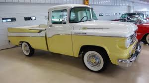 100 Used Dodge Truck 1959 Sweptside Pickup Stock 815589 For Sale Near Columbus