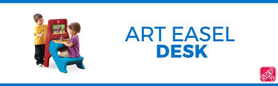 Step2 Art Easel Desk by Step2 Art Easel Desk Easels Amazon Canada