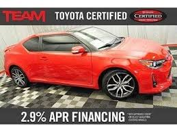 Scion Tc Floor Mats 2015 by 2015 Scion Tc For Sale With Photos Carfax