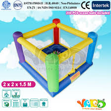 piscine a balle gonflable videur gonflable piscine à balles pe océan balles piscine